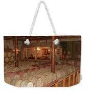 Colchagua Valley Wine Barrels Weekender Tote Bag