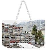 Cold Apple Crates Weekender Tote Bag
