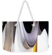 Cold Calla Poles Weekender Tote Bag