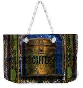 Cold Coffee Weekender Tote Bag
