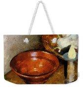 Cold Comfort Kitchen Weekender Tote Bag