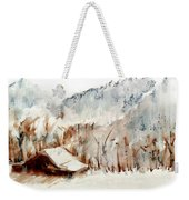 Cold Cove Weekender Tote Bag