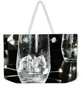 Cold Drinks Weekender Tote Bag