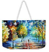 Cold Emotions Weekender Tote Bag