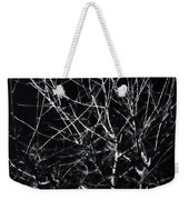 Cold Illumination Weekender Tote Bag