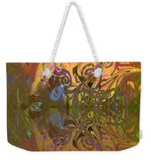 Cold Light Of Day Weekender Tote Bag