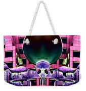 Cold Lights Weekender Tote Bag