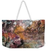 Mountain's, Cold Morning Light Weekender Tote Bag