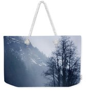 Cold Motion... Weekender Tote Bag