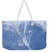 Cold Mountain Weekender Tote Bag