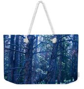 Cold Mountain Light Weekender Tote Bag