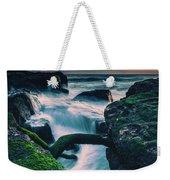 Cold Seas Weekender Tote Bag