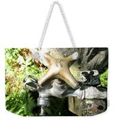 Cold Water In The Green Weekender Tote Bag