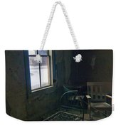 Cold Window Light Weekender Tote Bag