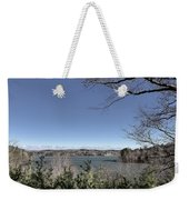 Cold Windy Morning Weekender Tote Bag