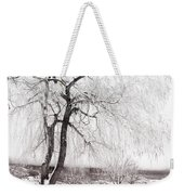 Coldness Weekender Tote Bag