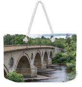 Coldstream Bridge 1807 Weekender Tote Bag