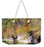 Coldwater Bluffs Weekender Tote Bag