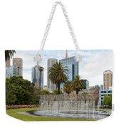 Coles Fountain Weekender Tote Bag