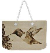 Colibri Weekender Tote Bag