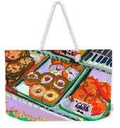 Coligny Donuts Weekender Tote Bag