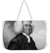 Colin Maclaurin, Scottish Mathematician Weekender Tote Bag