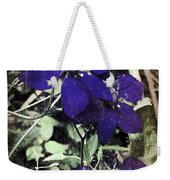 Collage By Mother Nature Weekender Tote Bag
