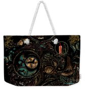 Collage Of Faith And Life Weekender Tote Bag