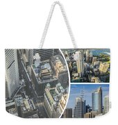 Collage Of Sydeny Weekender Tote Bag