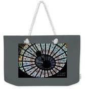 Collectible Stained Glass Tiffany Dome Weekender Tote Bag