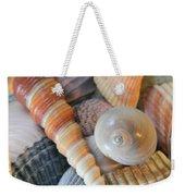 Collecting Shells Weekender Tote Bag