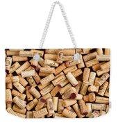 Collection Of Corks Weekender Tote Bag