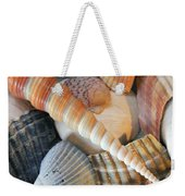 Collection Of Shells Weekender Tote Bag