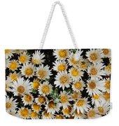 Collective Flowers Weekender Tote Bag