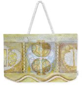 Collective Unconscious Three Equals One Equals Enlightenment Weekender Tote Bag