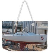 College Of Charleston Sailing Weekender Tote Bag