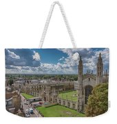 College Of Kings Weekender Tote Bag