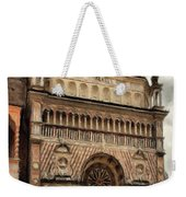 Colleoni Chapel Weekender Tote Bag