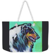 Collie Collie Weekender Tote Bag