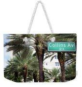 Collins Av A1a Weekender Tote Bag