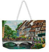 Colmar In Full Bloom Weekender Tote Bag