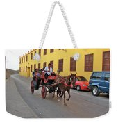 Colombia Carriage Weekender Tote Bag