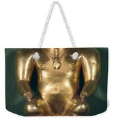 Colombia: Gold Figure Weekender Tote Bag