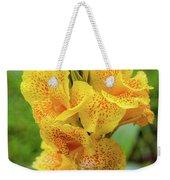 Colombian Flower Weekender Tote Bag