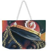 Colonel Nose Knows Close-up Weekender Tote Bag