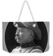 Colonel Roosevelt Weekender Tote Bag by War Is Hell Store