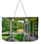 Colonial Domesticity Weekender Tote Bag