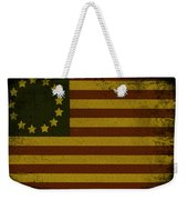 Colonial Flag Weekender Tote Bag