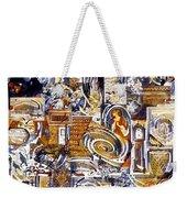 Colonial Heritage - Panel 1 Weekender Tote Bag