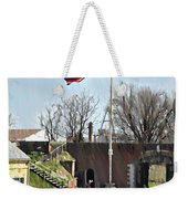 Colonial Soldiers Weekender Tote Bag